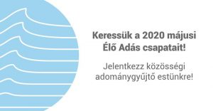 Élő Adás 2020 – Változtassunk együtt!