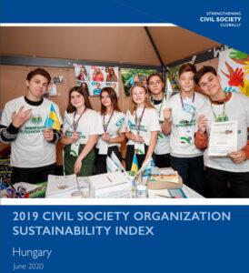 2019 Civil Society Organization Sustainability Index – Hungary